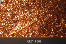 GLITTER PAINTS GP 106